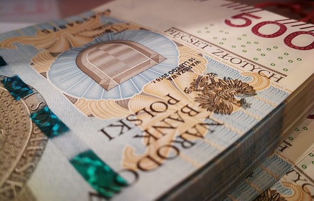 Pieniądze 500 zł